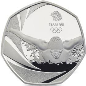 Team GB 50p Coin