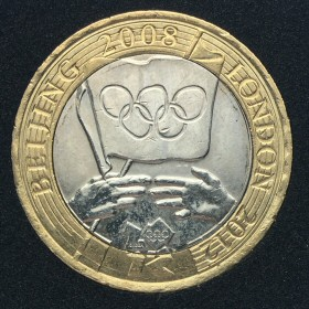 2008 Olympic Handover Ceremony £2