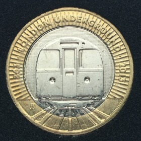 2013 London Underground - Train £2