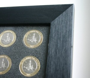 Coin Hunter Display Frame