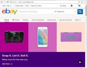 How To Use Uk Ebay Full Site Not Mobile On Iphone Ipad Android Phone And Tablets