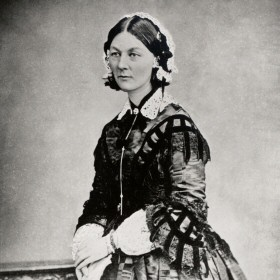 Florence Nightingale Portrait