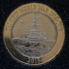 2015 First World War Centenary Royal Navy