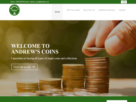 Andrews Coins