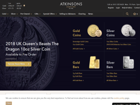 Atkinsons Coins and Bullion