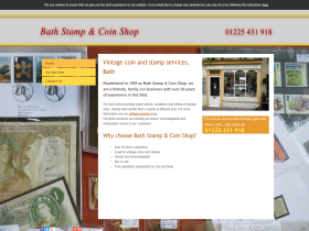 The Bath Stamp & Coin Shop