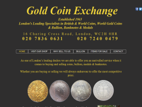 Gold Coin Exchange