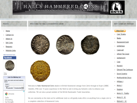 Hall's Hammered Coins