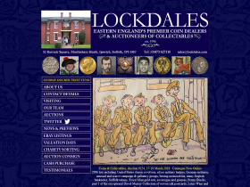 Lockdale Coins Ltd