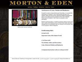 Morton & Eden Ltd