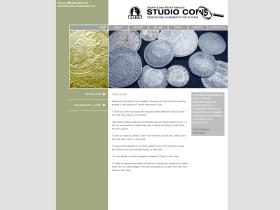 Studio Coins - British hammered coins