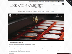 The Coin Cabinet