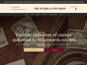 The Stamp and Coin Shop