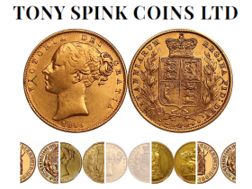 Tony Spink Coins Ltd