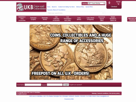 UKB Coins & Collectables