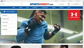 Boxing at Sports Direct