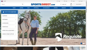Equestrian at Sports Direct