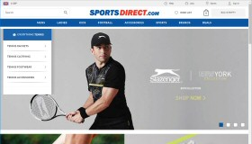 Tennis at Sports Direct