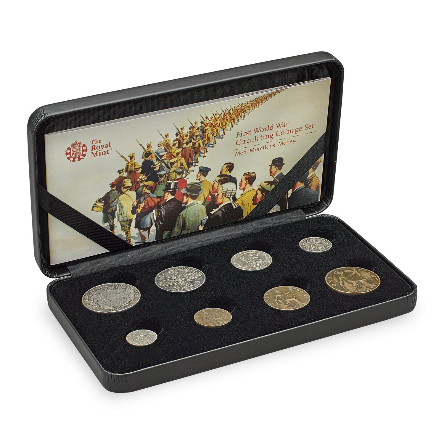 First World War Coinage Set