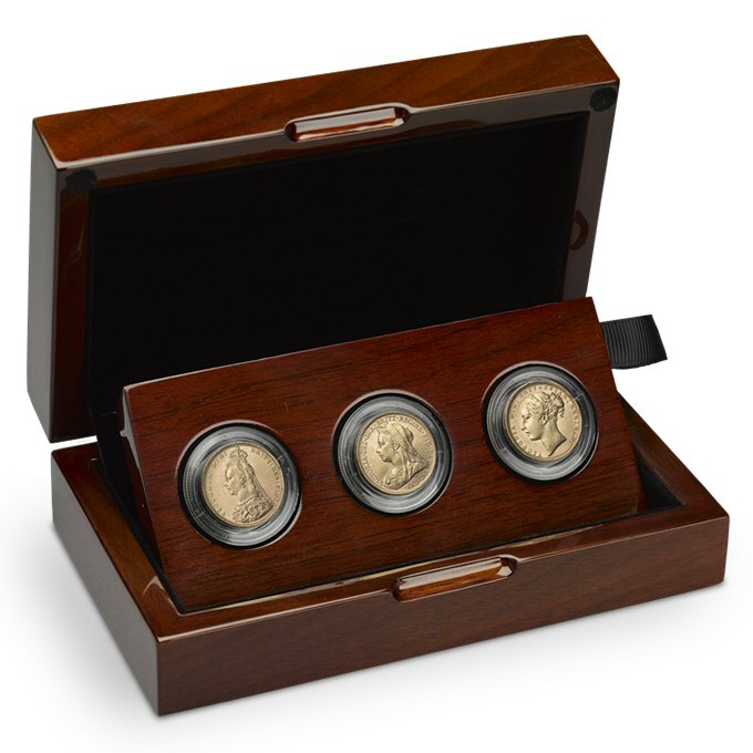 Queen Victoria Portrait Sovereign Collection