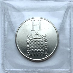 2018 H for Houses of Parliament 10p [Uncirculated]