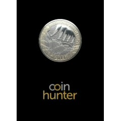 Coin Hunter Premium Circulated 2019 D-Day 75th Anniversary Brilliant Uncirculated £2 [Coin Hunter card] £2 Coin