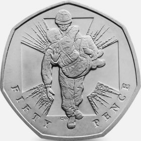 2006 Soldier 50p [Circulated]